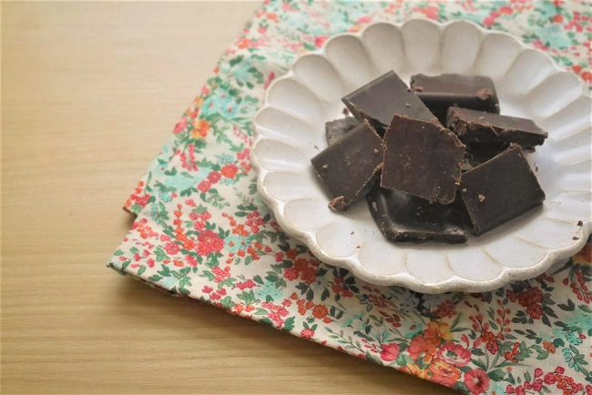 無糖チョコレート