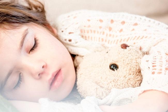 子どもの睡眠