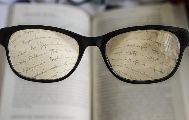 子供の眼鏡